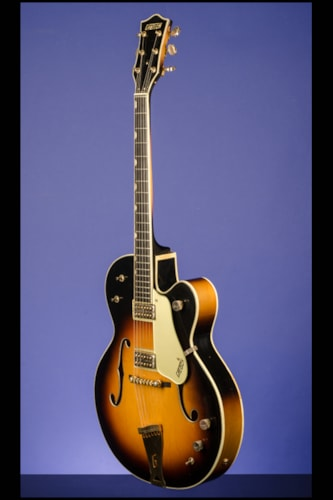 1964 Gretsch PX-6192 Country Club Sunburst, Excellent, Original Hard