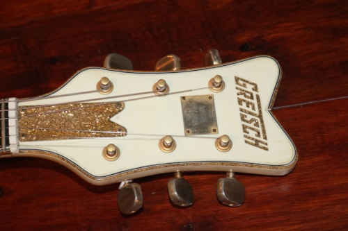 1964 Gretsch  White Falcon  White, Very Good, Original Hard