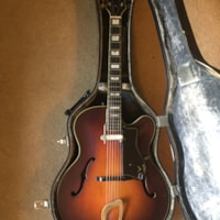 1964 Guild A-500 Special