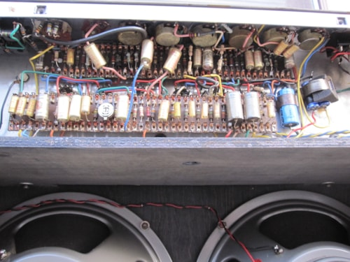 [FPWZ_2684]  1964 JMI VOX VINTAGE AC30 PANEL TOP BOOST > Amps & Preamps   Royal Brit  Music   Vox Ac30 Wiring      Gbase