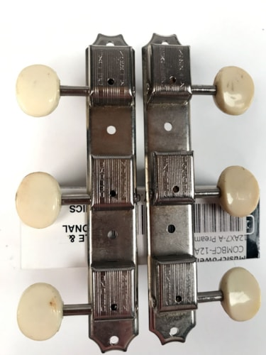 1964 Kluson 3 on a Plate Tuners