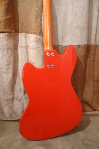 1964 Meazzi Hollywood - Mustang Red, Excellent, Hard