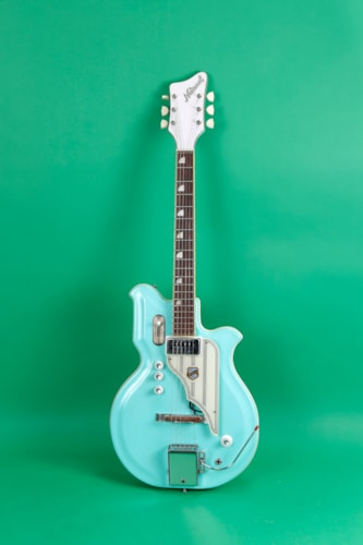 1964 National Newport 84 Seafoam Green