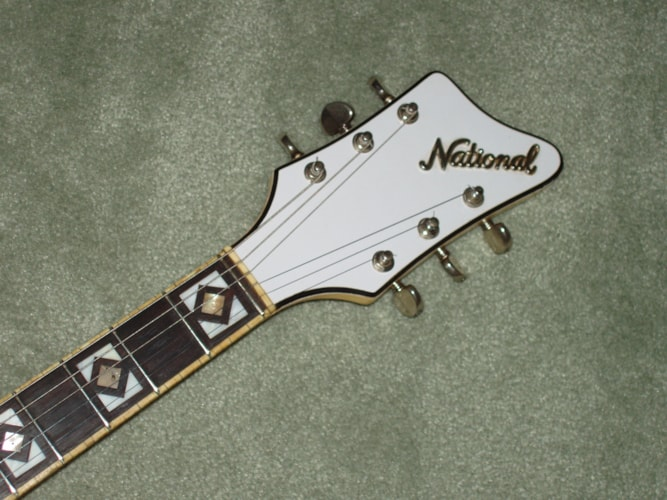 1964 National Glenwood 98 white, Very Good, Original Hard, Call For Price!