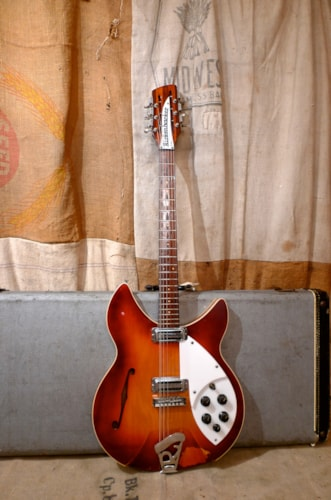 1964 Rickenbacker Model 1993 Rose Morris 12 String