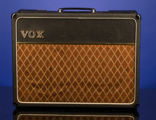 1964 Vox AC-10 Twin Combo, Black