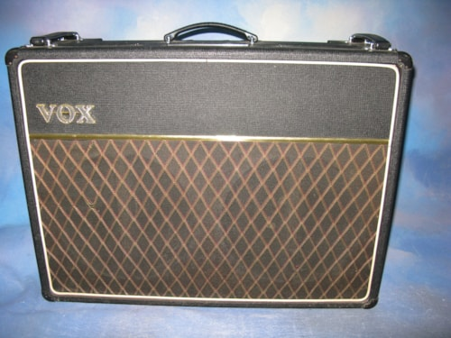 1964 Vox AC 30 Top Boost Black, Excellent