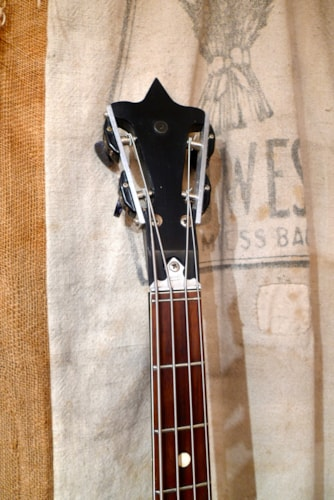 1964 Wandre Etrurian Black & Pink, Good, Hard, $6,500.00