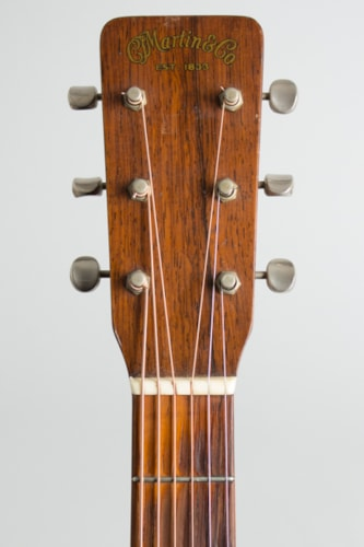 1965 C. F. Martin D-18 natural lacquer