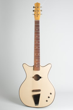 1965 Danelectro Convertible Model 5005 owned by Vinnie Bell
