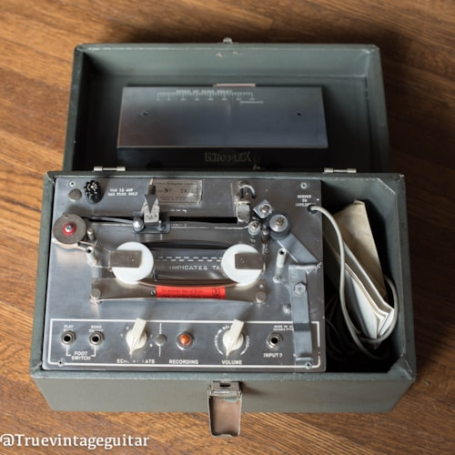 1965 Echoplex EP-2 Very Good, Call For Price!