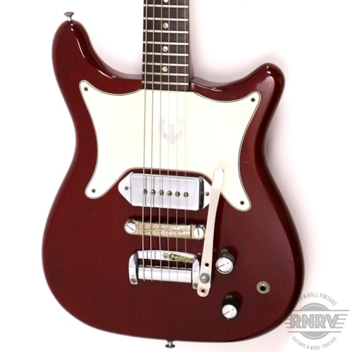 1965 Epiphone 1965 Coronet Cherry Red Excellent, $2,595.00