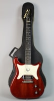 1965 Epiphone  Coronet Cherry Red Original Vintage Electric Guitar w/HSC