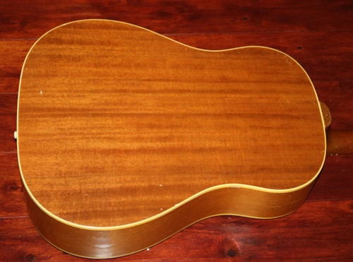 1965  Epiphone  Texan  Natural