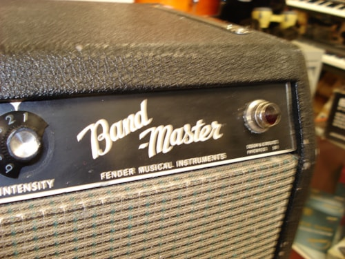 1965 Fender® Band Master Very Good