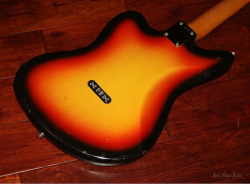 1965 Fender Electric XII (#FEE0856) Sunburst > Guitars Electric Solid Body  | Gary's Classic Guitars