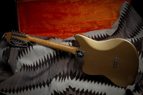 "1965 Fender Electric XII ""Firemist Gold"""