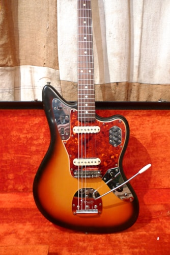 1965 Fender Jaguar Sunburst