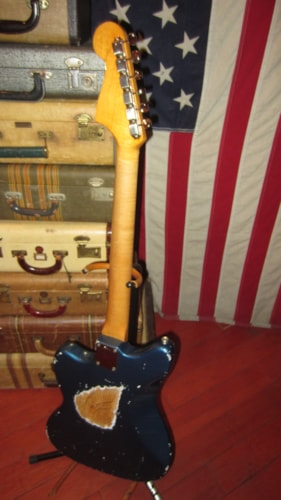 1965 Fender® Jazzmaster™ Lake Placid Blue, Excellent, Hard, $3,499.00