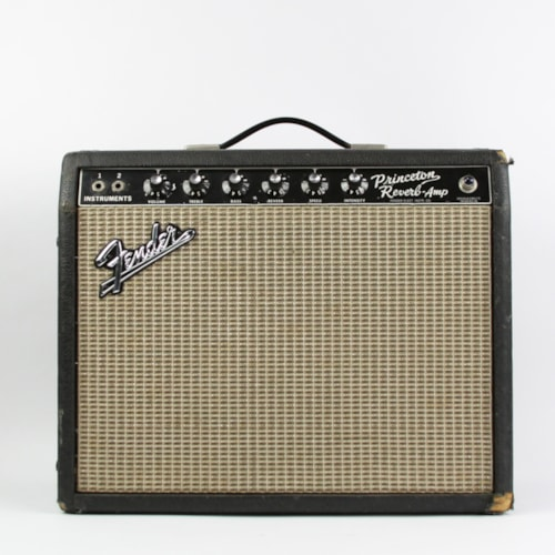 1965 Fender® Princeton® Reverb Blackface, Very Good, $2,699.00