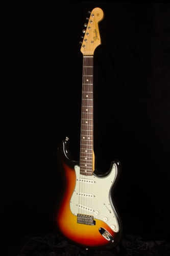 1965 Fender® Stratocaster® 3-Tone Sunburst, Mint, Original Hard, $25,000.00