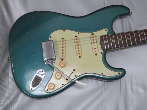 1965 Fender Stratocaster Lake Placid Blue, Excellent, Original Hard, Call For Price!