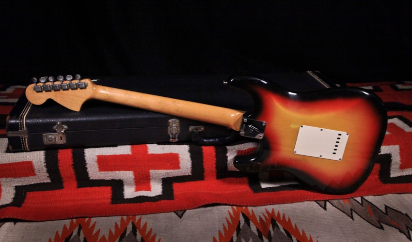 "1965 Fender Stratocaster ""Sunburst"", Excellent, Original Hard"