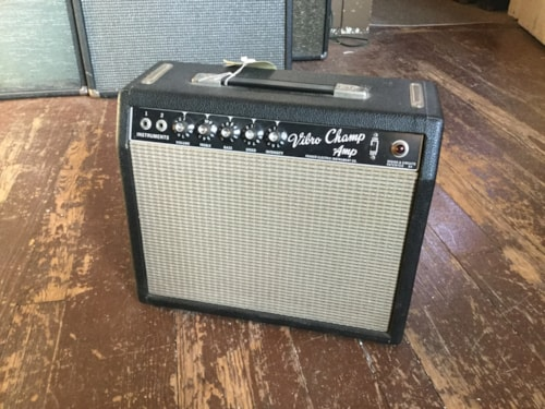 1965 Fender® Vibro Champ-Amp Excellent
