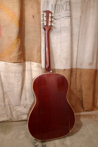 1965 Gibson B-25 Sunburst, Good, Hard, $1,600.00