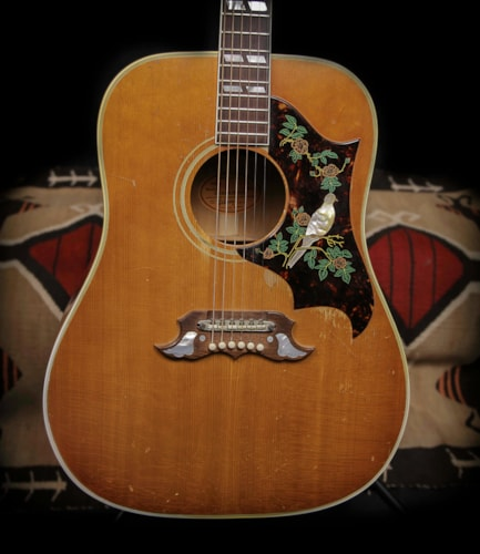 1965 Gibson Dove Natural, Excellent, $4,995.00