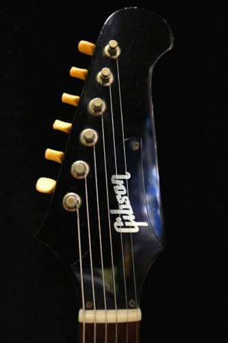 1965 Gibson Firebird I Sunbusrt, Excellent, Original Hard, Call For Price!