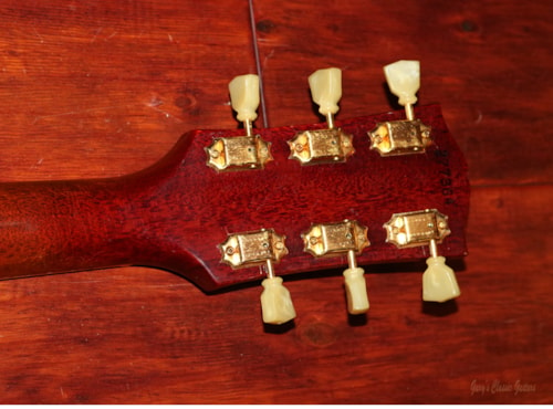 1965 Gibson Hummingbird  (#GIA0675) Cherry Sunburst, Very Good, Original Hard, $5,995.00