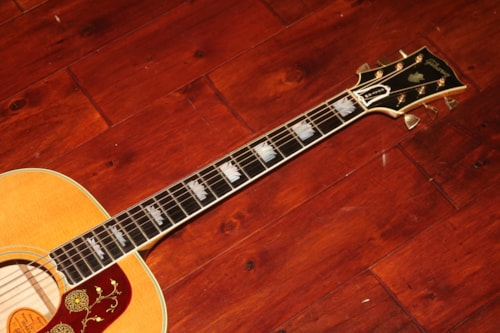 1965  Gibson  J-200 N Natural