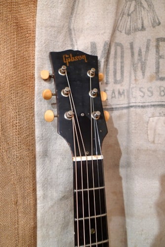 1965 Gibson J-50 Natural, Good, Hard, $2,450.00