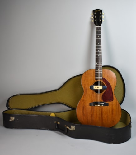 1965 Gibson LG-0 Natural, Very Good, Soft, $995.00