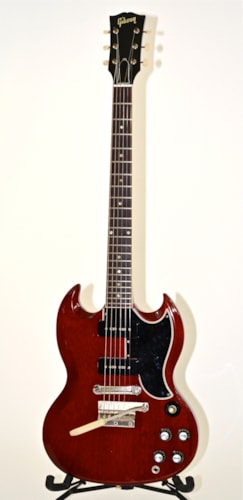 1965 Gibson SG Special (Hang Tags)