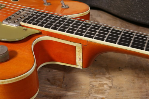 1965 Gretsch 6120 Double Cut Chet Atkins Orange