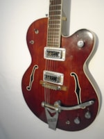 1965 Gretsch G6119 Chet Atkins Tennessee Rose