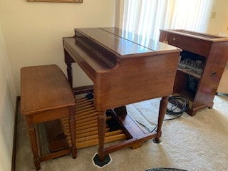 1959 Hammond B3 Organ Natural > Keyboards | Jay Rosen