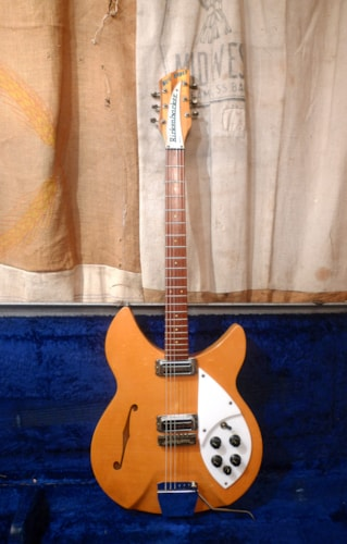 1965 Rickenbacker Rose Morris Model 1997