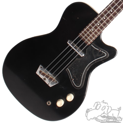1965 Silvertone Bass 1444 Very Good, $750.00