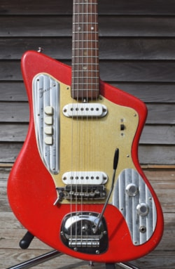 ~1965 Teisco  Zenon Electric 2 pup