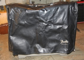 1965 Victoria Luggage Co. Fender Vibrolux Reverb Cover