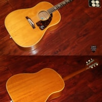 1966 Epiphone Texan FT-79