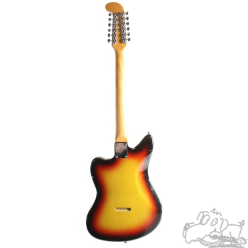 1966 Fender® Electric XII Very Good, $3,375.00