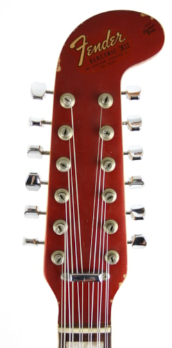 1966 Fender Electric XII in Candy Apple Red