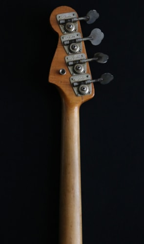 1966 Fender Jazz Bass Sunburst