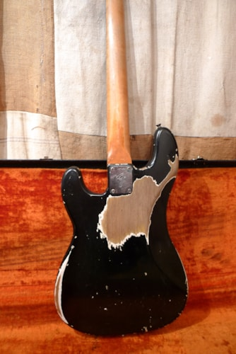 1966 Fender Precision Bass Black