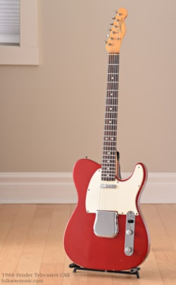 1966 Fender Telecaster CAR