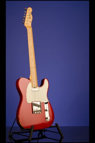 1966 Fender Telecaster (Maple Cap) Candy Apple Red